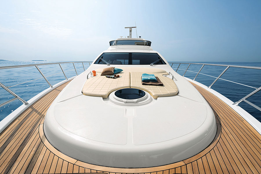 COMPASS Carbon Ceramic Pools - Yacht Pool